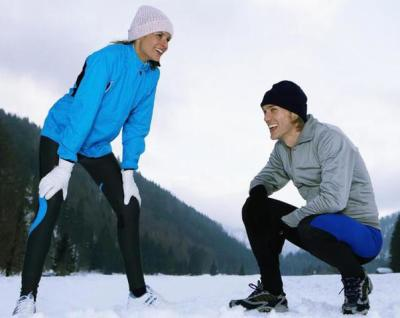 Buy Country Gold Elk Velvet Antler pure capsules and powder supplement for the best health benefits as these two smiling athletic people